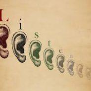Losing Listening